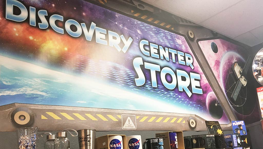 The Discovery Center Store
